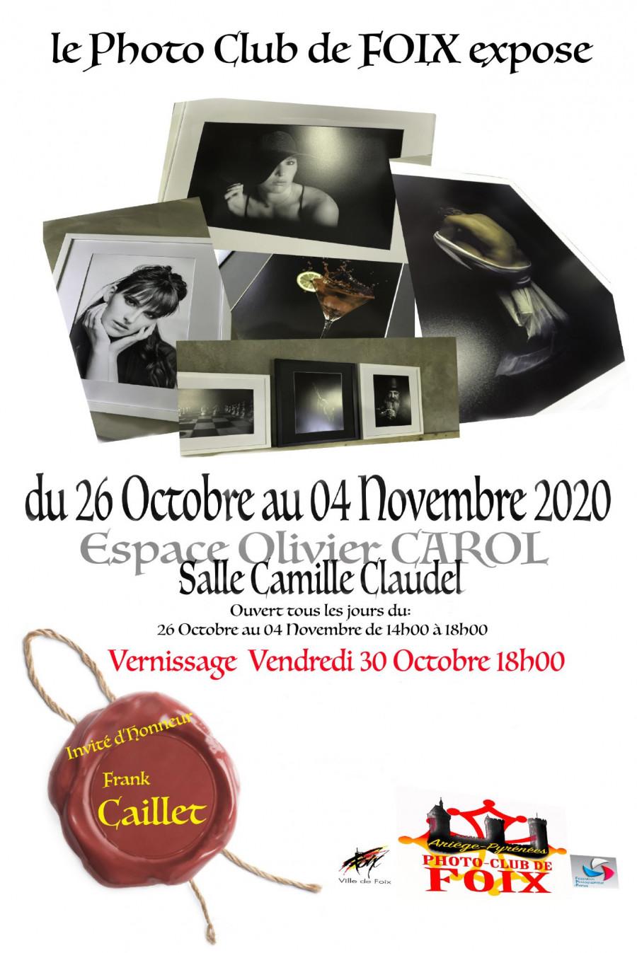 Expo annuelle du club de Foix