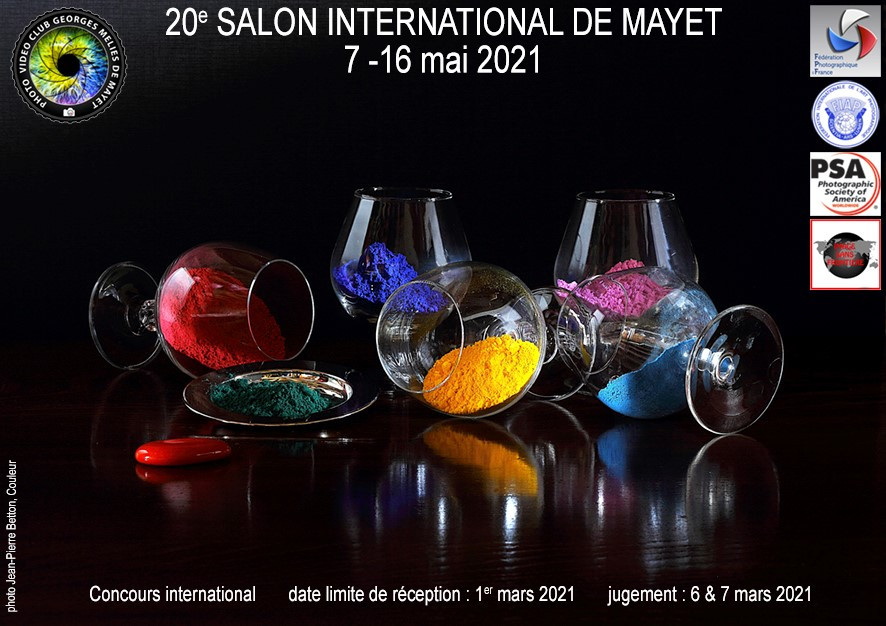 20° salon International de Mayet