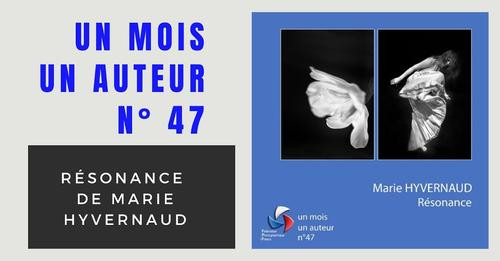 Résonance de Marie Hyvernaud
