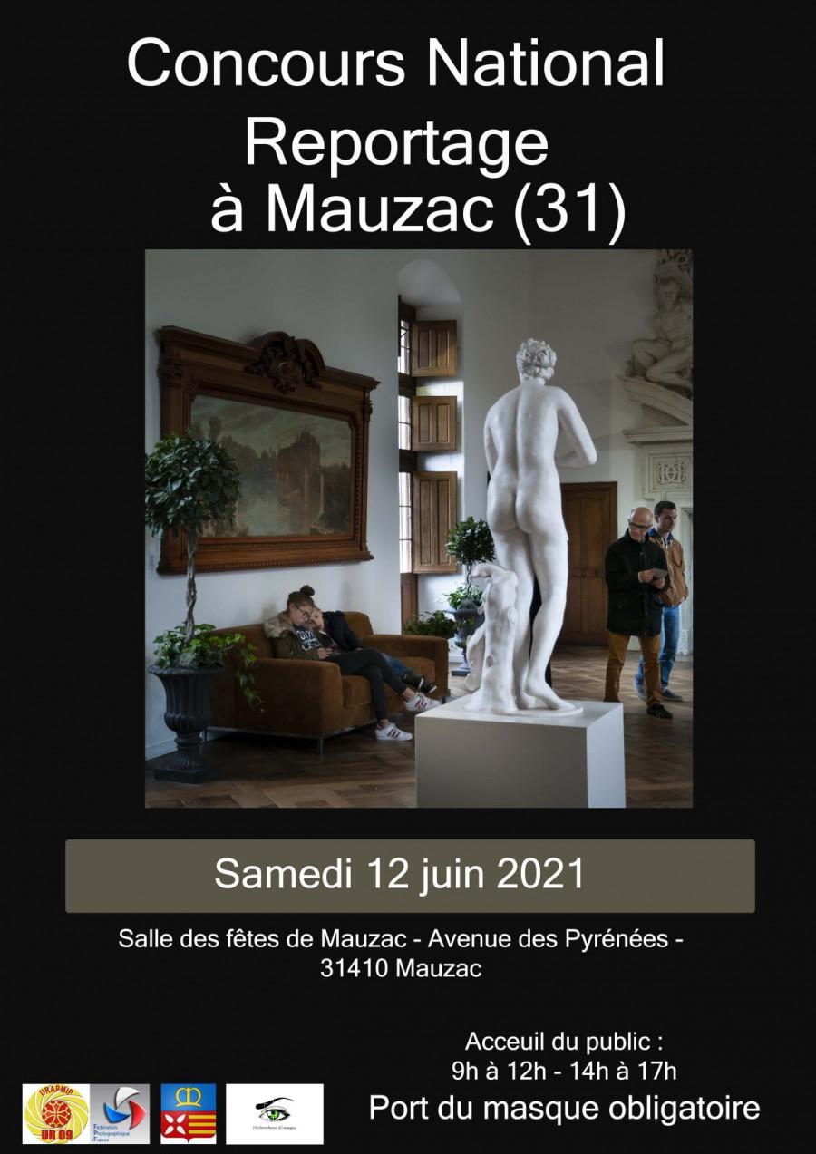 Concours National Reportage à Mauzac 31