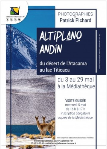 "Altiplano Andin ""Patrick PICHARD"""